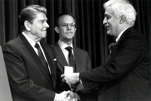 Ronald Regan National Medal of Technology